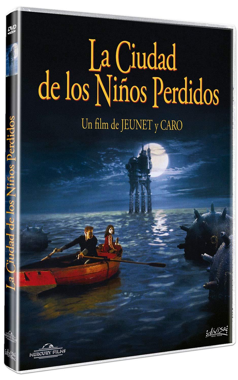 La ciudad de los niños perdidos [DVD]: Amazon.es: Ron Perlman ...