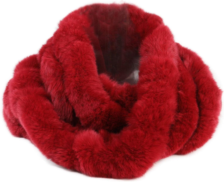 Women Real Fur Infinity...