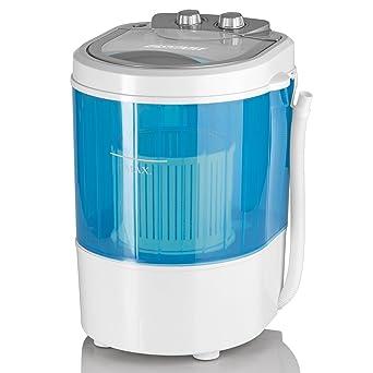 Cleanmaxx 07475 Mini Waschmaschine Toplader Mit Schleuder