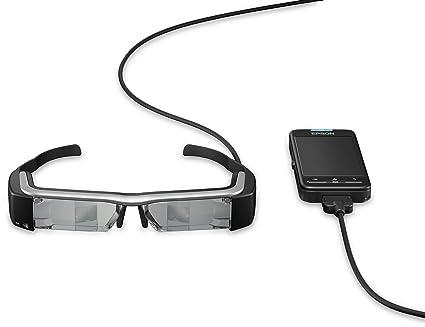 26727e9a64a Epson Moverio BT-200 Augmented Reality Android Smart  Amazon.co.uk   Electronics