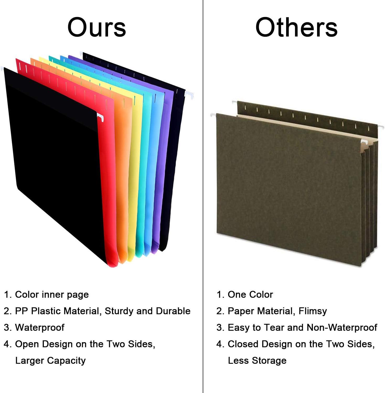 Trieur Accord/éon A4 avec conception unique de sac en filet 24 Compartiments Range Document//Rangement Papier ABClife Trieur Valisette Rangement documents Classeur a4 Organiseur Trieur Extensible