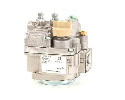 PITCO p5045659 amsgor Válvula de gas natural, 1/2-inch