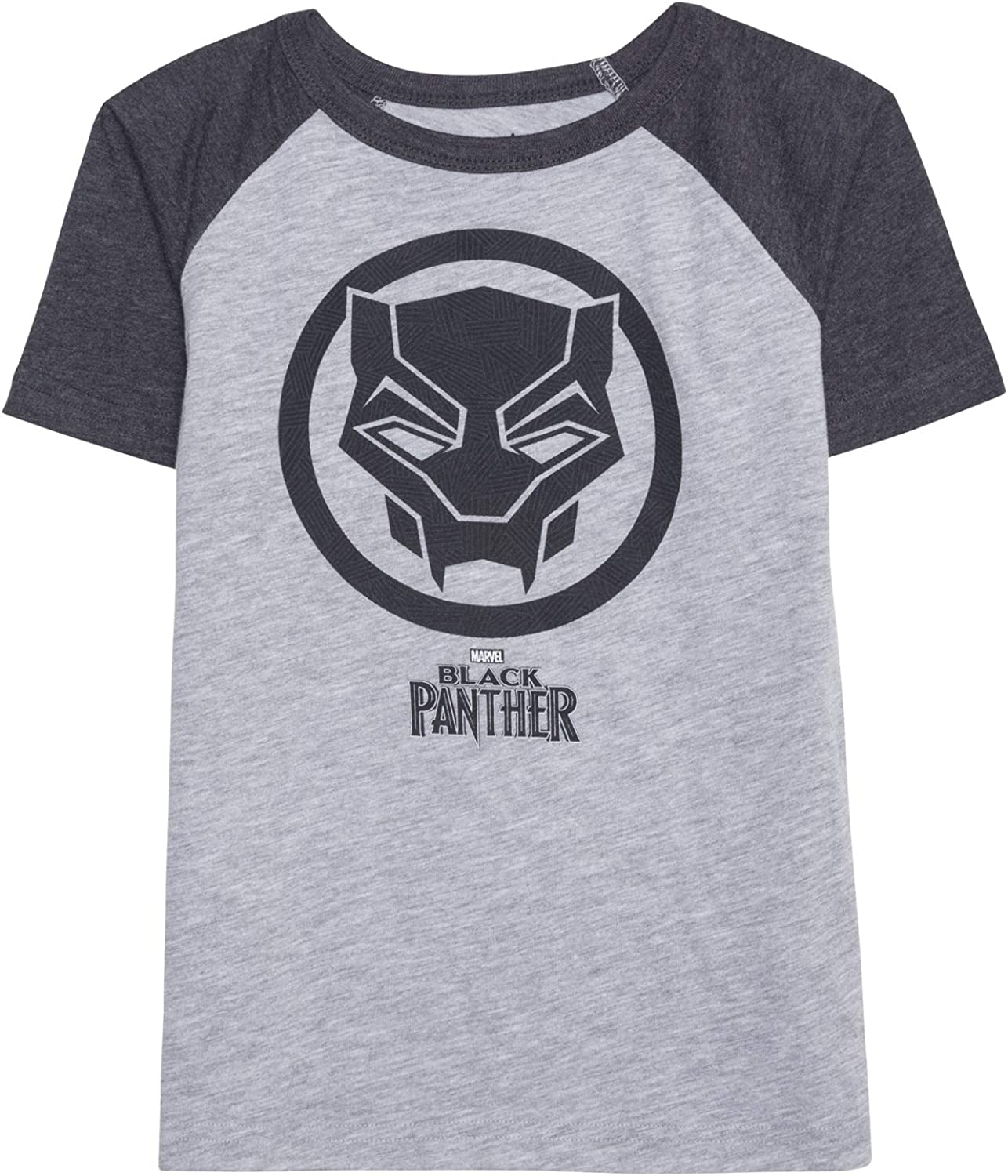 Jumping Beans Boys 4-10 Marvel Black Panther Tee