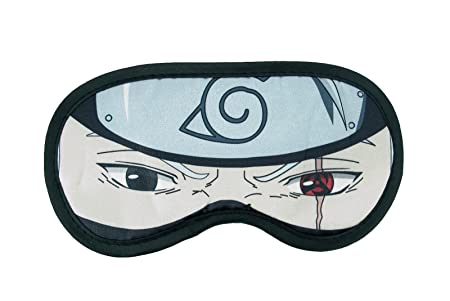 Naruto Anime Kakashi - Máscara de dormir: Amazon.es: Hogar