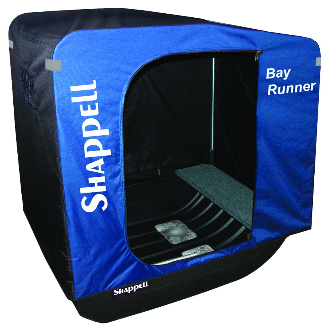 Amazon.com  Shappell Bay Runner Ice Tent  Fishing Ice Fishing Shelters  Sports u0026 Outdoors  sc 1 st  Amazon.com & Amazon.com : Shappell Bay Runner Ice Tent : Fishing Ice Fishing ...