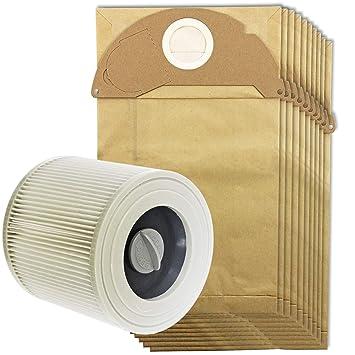 Spares2go bolsas de polvo y filtro de cartucho para ...
