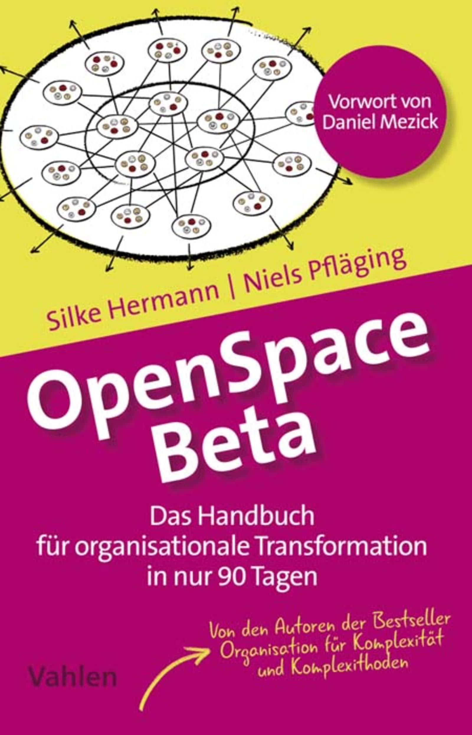 OpenSpace Beta  Das Handbuch Für Organisationale Transformation In Nur 90 Tagen