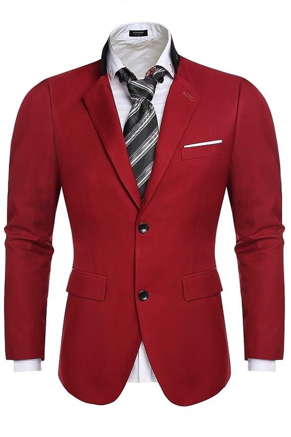 Chaqueta de traje - Blazer de de moda para bodas o negocios.