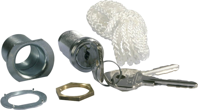Somfy - Ouverture manuelle a clé pour porte de garageSomfy 2400658