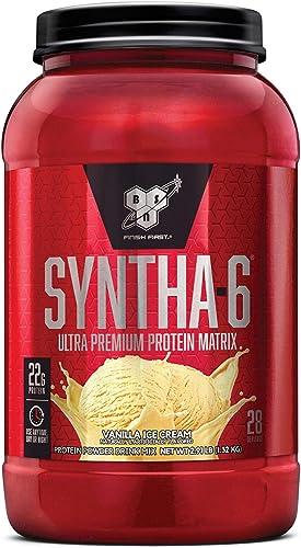 BSN SYNTHA-6 Protein – Vanilla Ice Cream 3 lbs.