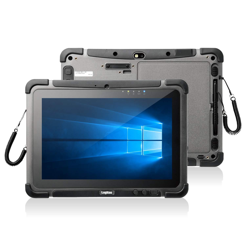 オリジナル ロジテック タブレットPC Windows10 10.1インチ 128GB ロジテック SSD 耐衝撃防水防塵 Windows10 IoTEnterprise64bit LT-WMT10H/BC92 ホットスワップバッテリー搭載 LT-WMT10H/BC92 B07JC1TQ21 エントリーモデル, SQueeze SQuare:b1812946 --- martinemoeykens.com