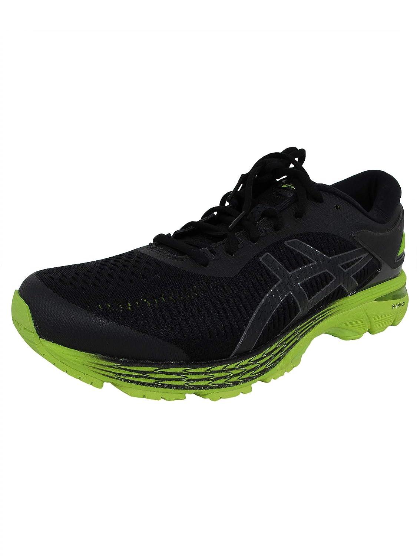Black Neon Lime ASICS Men's Gel-Cumulus 20 Running shoes 1011A008