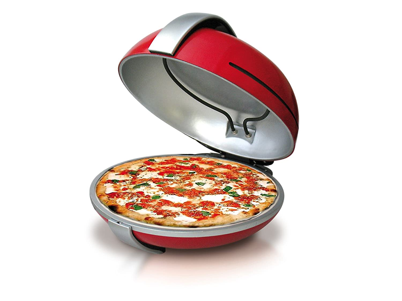 Melchioni Bellanapoli 1pizza(s) 1200W Rojo, Plata fabricante de ...