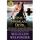 Sins of a Highland Devil (Highland Warriors Book 1)