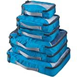 G4Free Packing Cubes Value Set for Travel - 6pcs