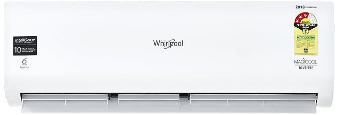 Whirlpool 1.5 Ton 3 Star Inverter Split AC (Copper, 1.5T MagiCool 3S COPR, White)