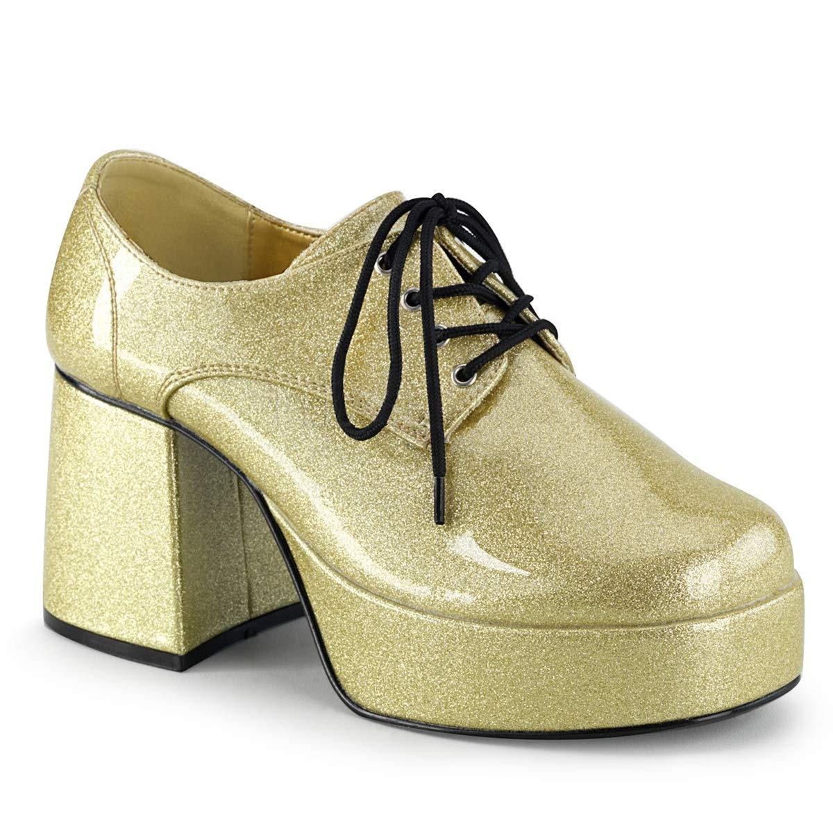 Higher-Heels Funtasma 70s Herren Disko Glitzer Plateauschuhe Jazz-02G Glitter Glitter Glitter B00B88SPKU Tanzschuhe Neuer Eintrag 89b5fd