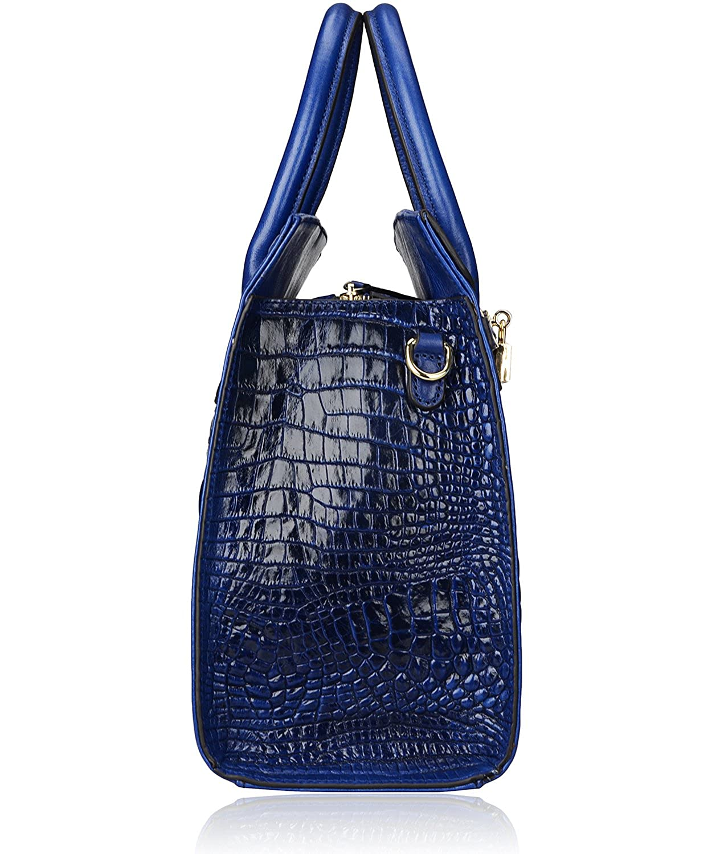a46bd0706e PIJUSHI Crocodile Handbags And Purses Satchel Office Padlock Handbag For  Women 22130