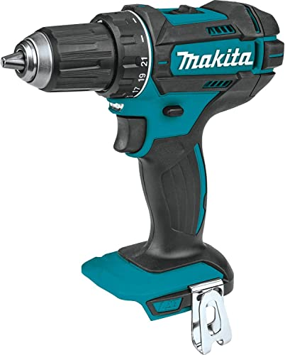 Makita XFD10Z 18V LXT Lithium-Ion Cordless Driver-Drill, Tool Only, 1 2