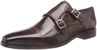 Melvin   Hamilton Lance 1, Brogues Homme, Marron Crust Mogano  Hrs Brown 00feed20c204