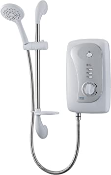 Triton Showers Martinique Electric Shower - Luxurious Design