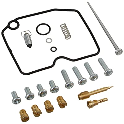 All Balls 26-1061 Carburetor Repar Kit (Arctic Cat 500 4x4 w/AT/MT): Automotive
