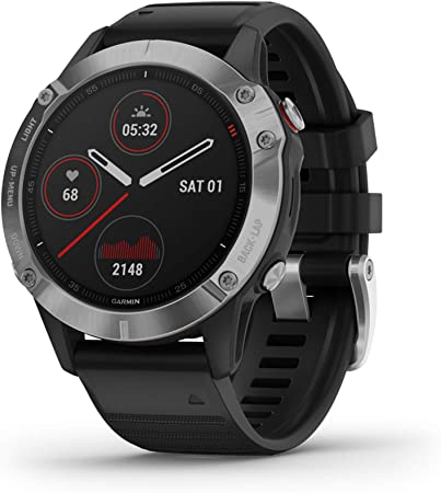 Garmin Fenix 6, reloj GPS multideporte definitivo, calor y ...