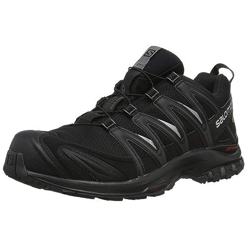 Salomon Hombre XA Pro 3D GTX, Trail Running Footwear, Waterproof