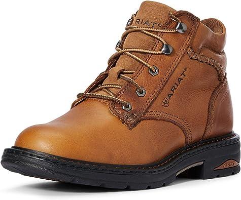 Steel Toe Western Cowboy Boot