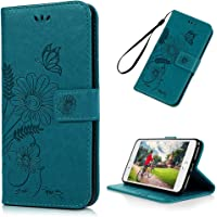 YOKIRIN iPhone 7 Plus Wallet Case (Blue)