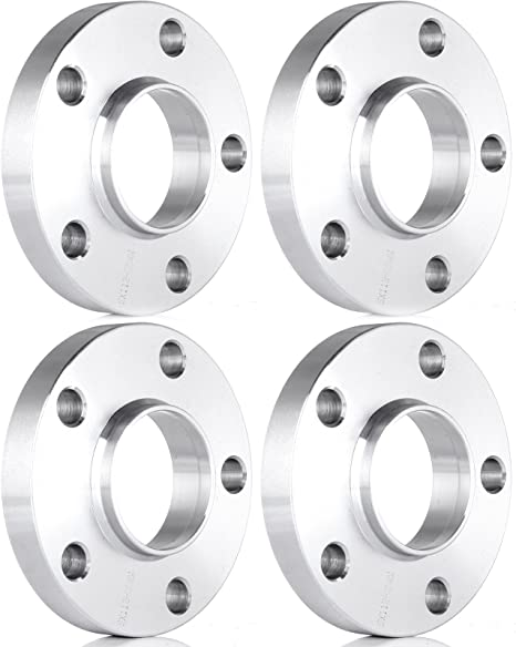 20mm 5x112 Hubcentric 12x1.5 Wheel Spacers For Mercedes-Benz Sport Sedan 4