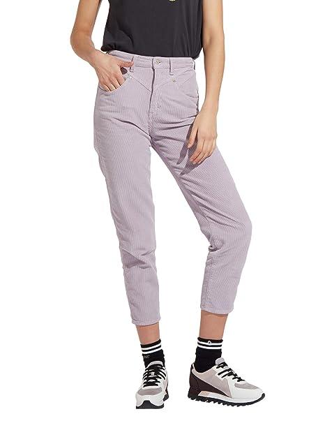 Wrangler W28ESU18T Pantalones Vaqueros Mujer Rosa 26: Amazon ...