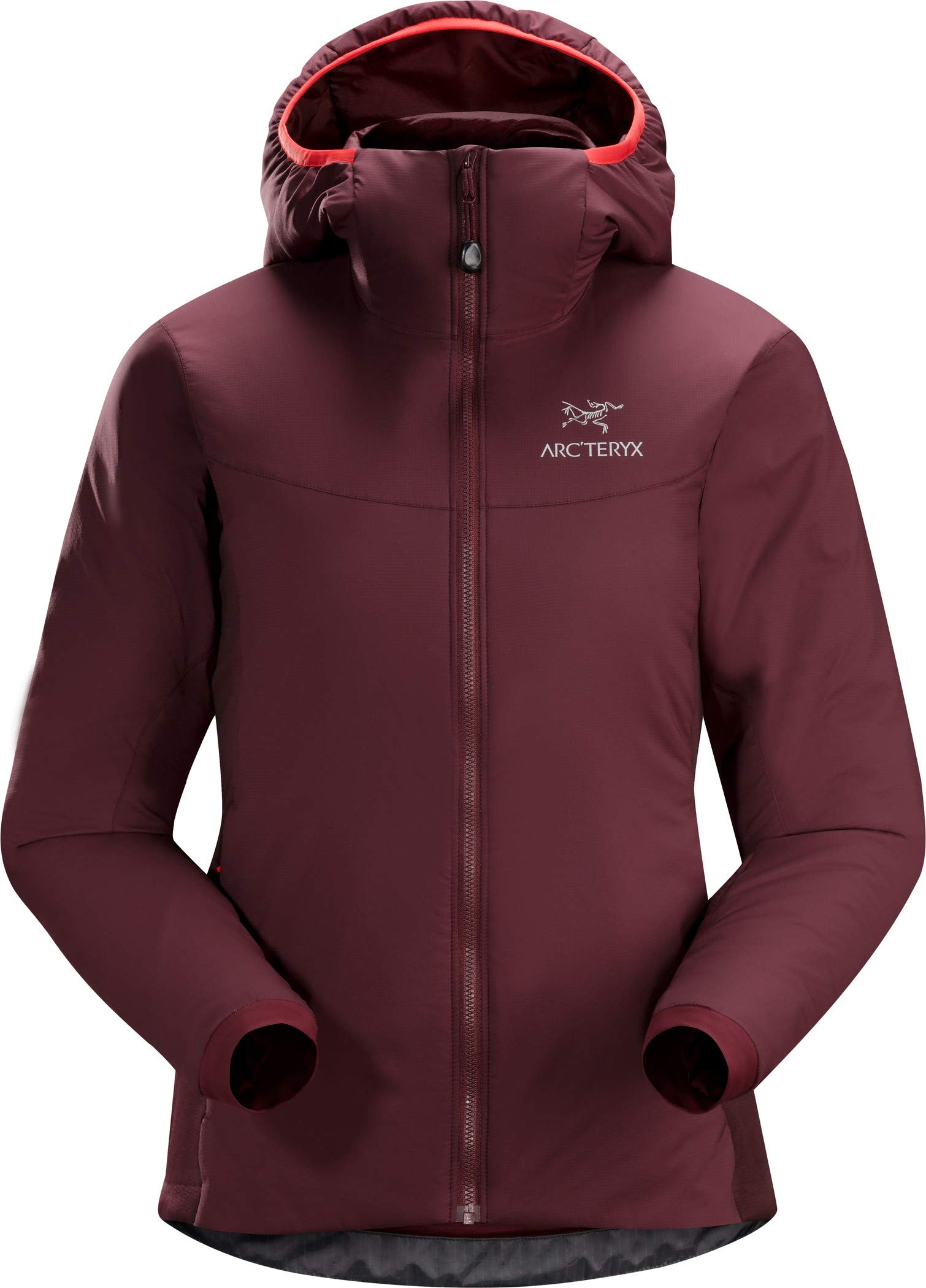 Arc'teryx Atom LT Hoody Women's (Crimson, Large)