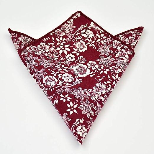 SKYyao Pañuelo de Bolsillo Pañuelo de la Bufanda de los ...