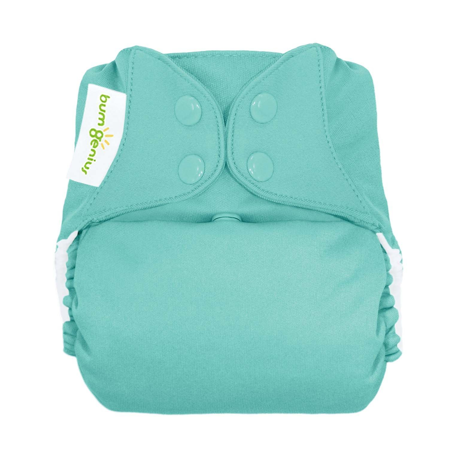 Bumgenius Freetime Cloth Diapers 6 Pack Mixed Colors Snaps by Freetime (Image #9)