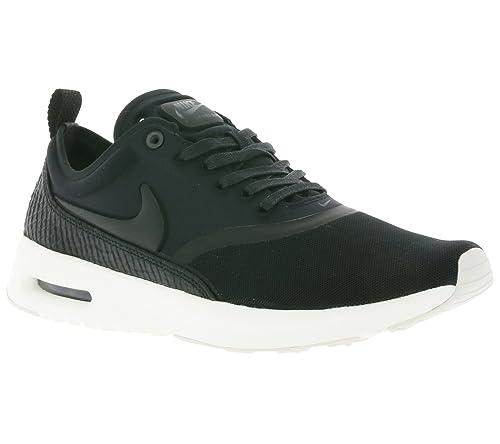 Zapatillas Nike Running Air Max Thea para Mujer Negro