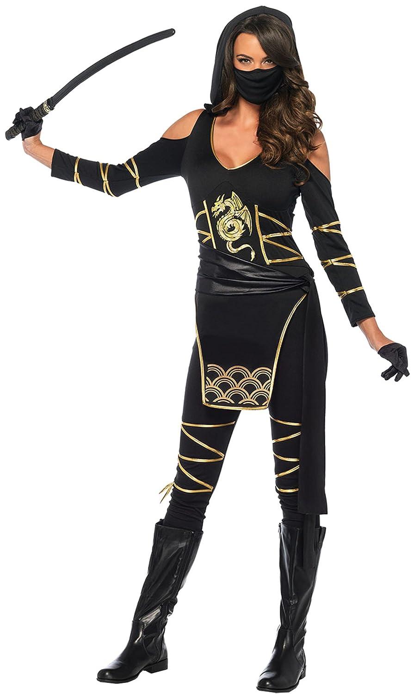 Amazon.com: UHC Womens Stealth Ninja Theme Party Fancy ...