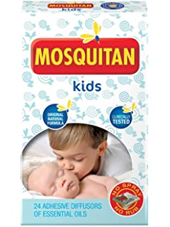 Mosquito Patches Deet Free 60 Patches Amazon Co Uk Health