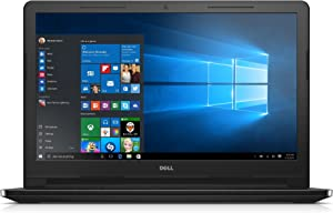 "Dell i3552-3240BLK 15.6"" HD Laptop (Intel Pentium N3700 1.6GHz Processor, 4 GB DDR3L SDRAM, 500 GB HDD, Windows 10) Black"
