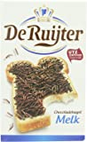 Deruyter Chocoadehagel Melk(Milk Chocolate Sprinkles), 14-Ounce Boxes (Pack of 3)