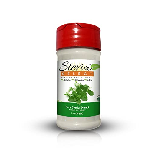Product thumbnail for  Stevia Select Organic Powder Sweetener