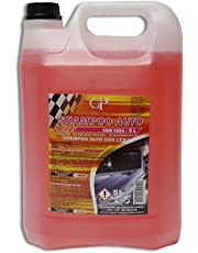 Ropre - Grande Premio - Champú Auto con Cera 5 Litros
