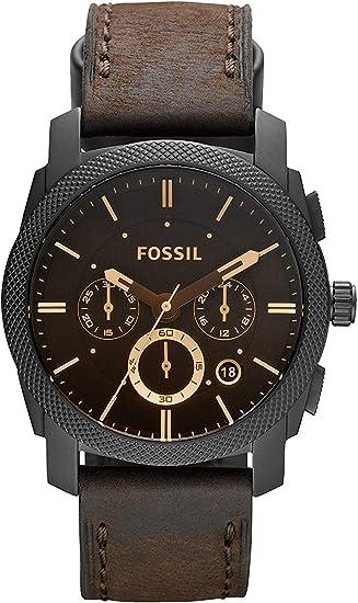 Fossil Reloj Cronógrafo para Hombre de Cuarzo