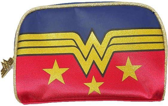 W w Neceser, diseño de Wonder Woman: Amazon.es: Equipaje