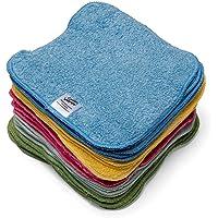 Rainbow - Toalla de algodón para bebé, lavable