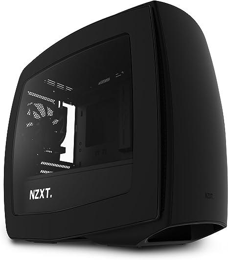 NZXT - Caja de Ordenador Manta Formato ITX con Ventana y Paneles ...