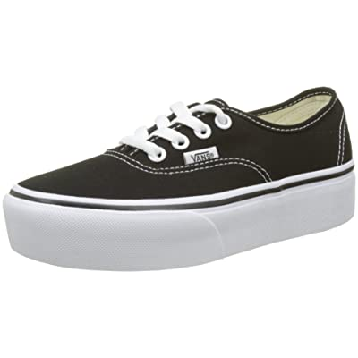 Vans Women's Authentic Platform 2.0 Trainers | Skateboarding