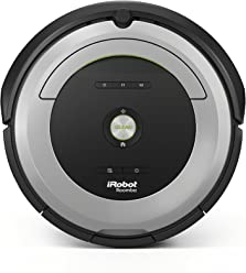 iRobot Robotic Vacuum Cleaner Roomba 680, Silver