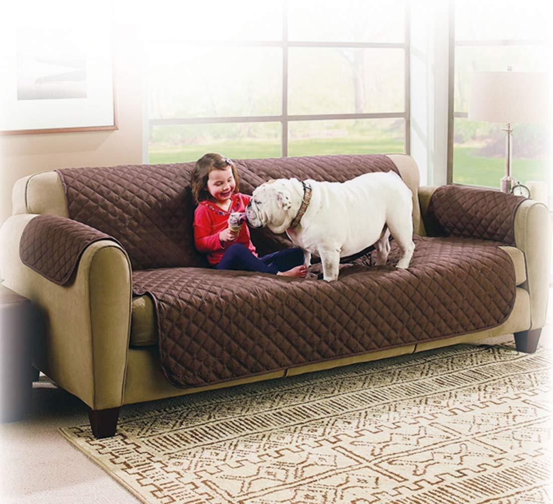 protettore reversibile lavabile copri poltrona orecchio divano 2 posti protegge poltrona relax poltrona Furein Cover poltrona