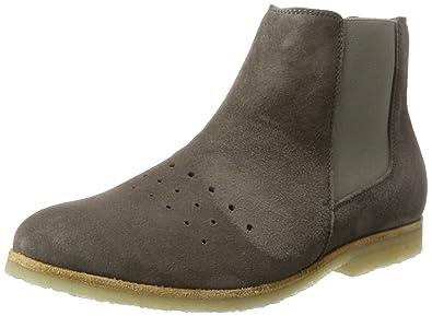 Ca'Shott A17031, Chelsea Boots Femme, (Cipro Dark Taupe 541 541), 41 EU